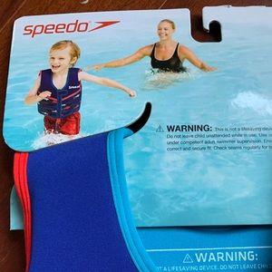 Speedo Swim - Speedo Begin to Swim Life Vest